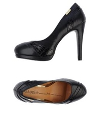 Gaudi' Pumps Black