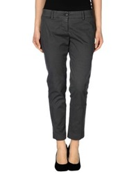 Bruno Manetti Casual Pants Grey