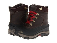 The North Face Chilkat Ii Luxe Coffee Brown Shroom Brown Men's Cold Weather Boots Tan