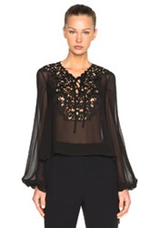 Zuhair Murad Blouse In Black