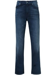 7 For All Mankind 'The Slimmy' Jeans Blue