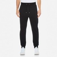 Hugo Boss Men's Long Cuffed Basic Joggers Black