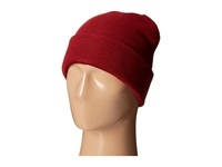 San Diego Hat Company Knh3326 Slouchy Knit Beanie With Cuff Red Beanies