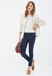 Forever 21 Flat Front Skinny Jeans