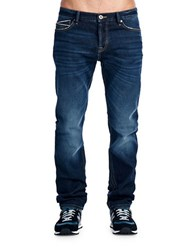 Cult Of Individuality Mccoy Loose Fit Jeans Blue