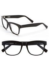 Women's Derek Lam 51Mm Optical Glasses Black