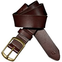 Scotch And Soda Classic Leather Belt Brown