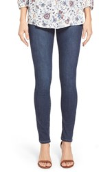 Jag Jeans 'Nora' Pull On Stretch Skinny Jeans Anchor Blue