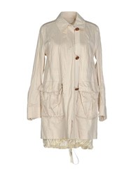 Tru Trussardi Coats And Jackets Full Length Jackets Women