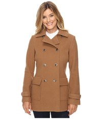Pendleton D.B. Coat Camel Women's Coat Tan