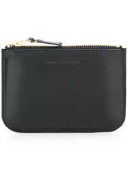 Comme Des Garcons Wallet 'Mirror Inside' Purse Black