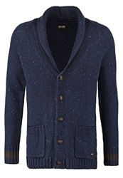 Only And Sons Onsgareth Cardigan Dress Blues Mottled Blue