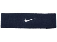 Nike Dri Fit Home And Away Headband Obsidian White Headband Black