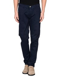 Liu Jo Jeans Trousers Casual Trousers Men Dark Blue