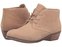 Softwalk Ramsey Sand Cow Suede Leather Women's Shoes Tan