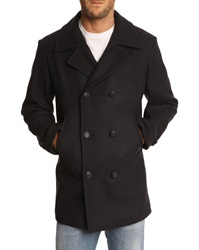 Armor Lux Classic Navy Reefer Jacket