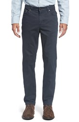 Ted Baker Men's Big And Tall London Print Slim Fit Trouser Jeans Navy