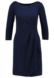 Anna Field Jersey Dress Peacoat Dark Blue
