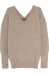 Tom Ford Cashmere Sweater Stone
