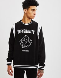 Eleven Paris Defy Gravity Sweatshirt Black
