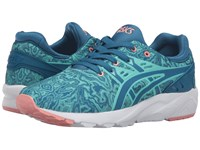 Onitsuka Tiger By Asics Gel Kayano Trainer Evo King Fisher Sea Port Women's Shoes Blue