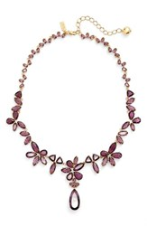 Kate Spade Women's New York Crystal Statement Necklace