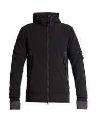 Adidas By Day One Lightweight Hooded Insulated Jacket Black