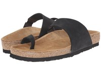 Naot Footwear Santa Fe Black Nubuck Women's Sandals