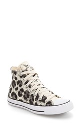 Converse Women's Chuck Taylor All Star Animal Print High Top Sneaker