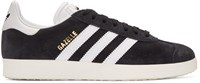 Adidas Originals Black Og Vintage Gazelle Sneakers