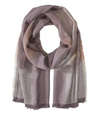 Bcbgmaxazria Color Block Party Scarf Pumice Scarves Beige