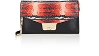 Milly Women's Logan Clutch No Color