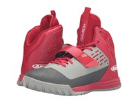 And 1 Tempest F1 Red Limestone Gunmetal Men's Basketball Shoes Gray