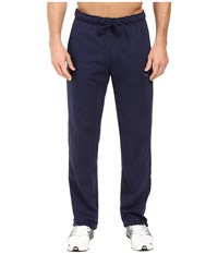 Puma P48 Core Fleece Pants Op Peacoat Men's Casual Pants Blue