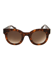 Thierry Lasry Celebrity Round Framed Sunglasses
