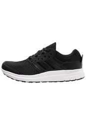 Adidas Performance Galaxy 3 Cushioned Running Shoes Core Black White