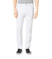 Michael Kors Tailored Fit Jeans White