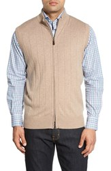 Peter Millar Men's Merino Wool Blend Vest