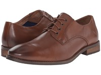 Nunn Bush Howell Plain Toe Oxford Tan Men's Shoes