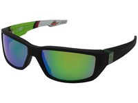 Spy Optic Dirty Mo Diet Mtn Dew Livery Happy Bronze W Green Spectra Sport Sunglasses Metallic