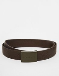 Carhartt Clip Belt Green