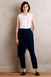 Corey Lynn Calter Angelica Trousers Dark Turquoise