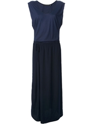 Kai Aakmann Full Length Skirt Blue