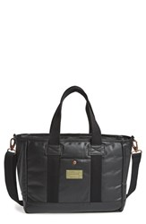 Men's Hex Convertible Tote Bag Black