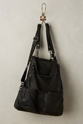 Anthropologie Opacite Convertible Backpack Black