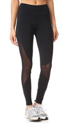 Solow Disect Leggings Black