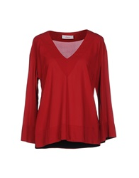 Jucca Blouses Red