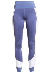 Under Armour No Breaks Tights Aup Ref Blue Grey