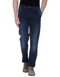Cellar Door Casual Pants Blue