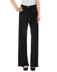 Class Roberto Cavalli Trousers Casual Trousers Women Black